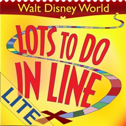 Lots To Do In Line: Walt Disney World Edition LITE