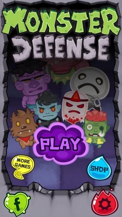 Monster Defense! Cast Powerful Spells Against Dreadful Creatures screenshot-4