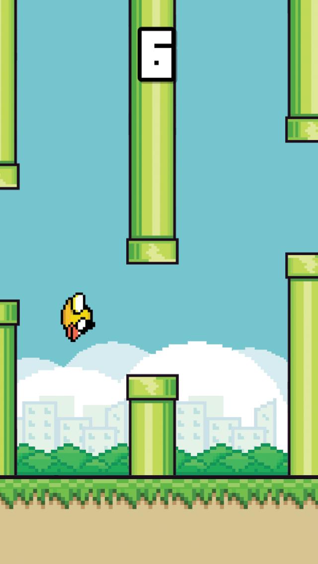 Flappy Feathers - Tiny Bird Adventuresのおすすめ画像4