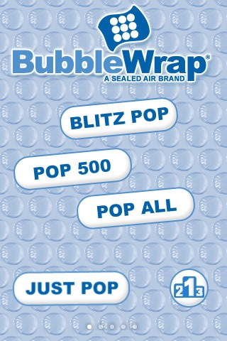Bubble Wrap FREE Screenshot on iOS