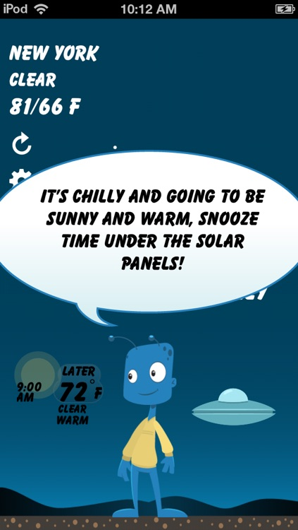Weather Pal by Clear Day™ -  Free Live Weather Forecast screenshot-3