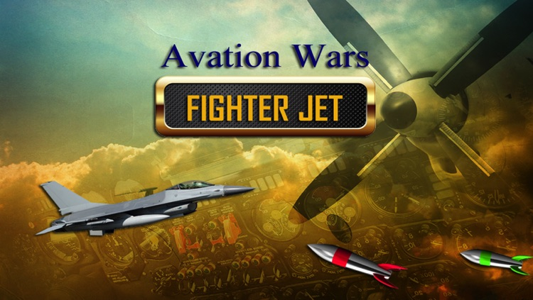 War Jet Dogfights in the Sky: Free Combat Shooting Game screenshot-3