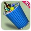 扔我的东西:3D室内游戏