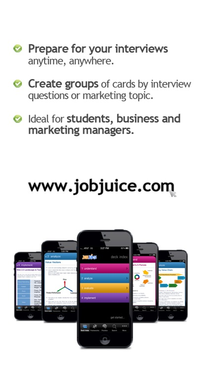 Jobjuice Marketing screenshot-3