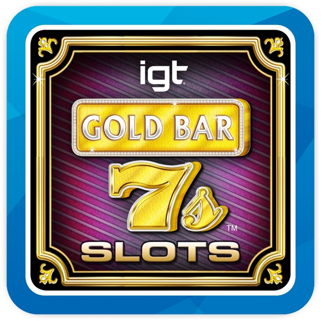 Igt slots gold bar 7s on the mac app store for Big fish casino gold bars
