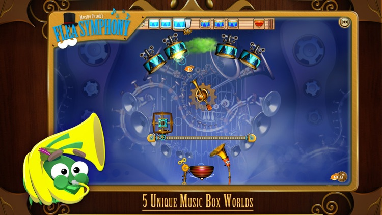 Flea Symphony screenshot-3