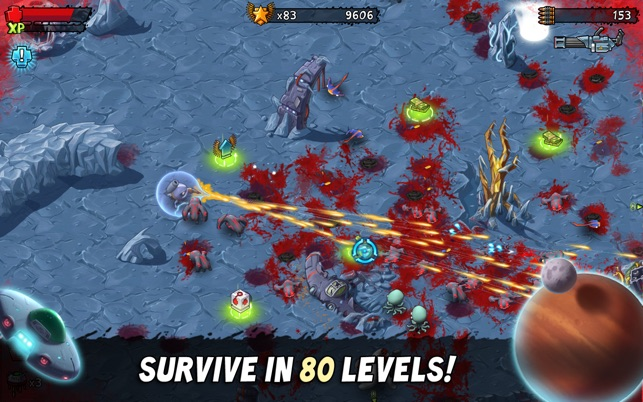 Monster Shooter The Lost Levels Screenshot