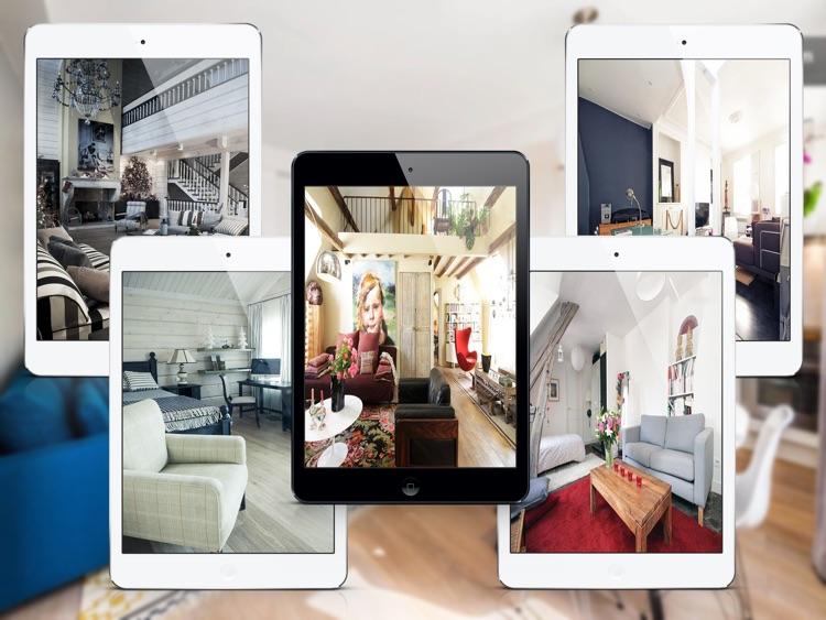Interior Design Ideas 2017 for iPad screenshot-3