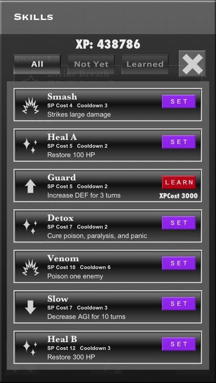 Stickman RPG III screenshot-4