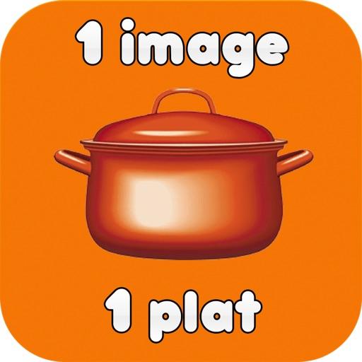 1 image 1 plat