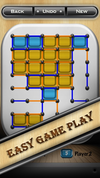 Dots and Boxes - The classic game
