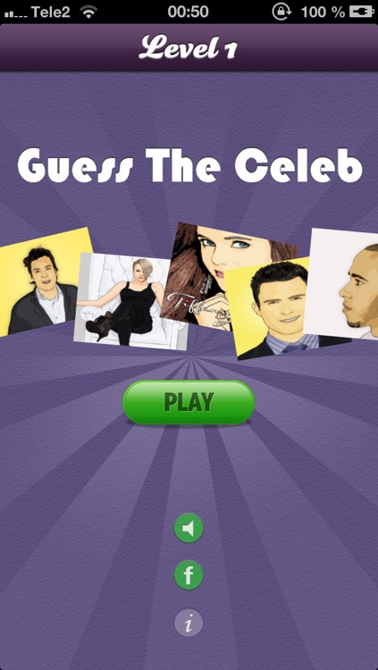 Guess The Celeb - new and fun celebrity quiz game! screenshot-3
