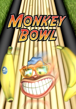 Monkey Bowl Lite - Free Bowling Fun in the Jungle