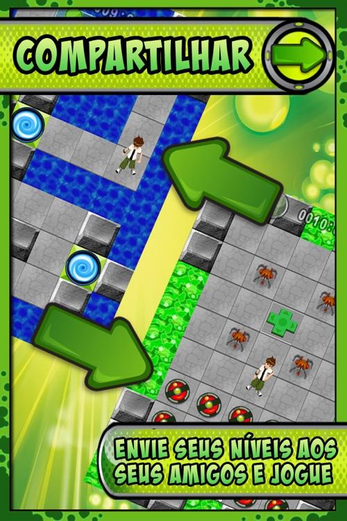 Ben 10 Gerador de Jogos screenshot-3