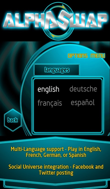 AlphaSwap Deluxe - The MMO Word Game screenshot-3