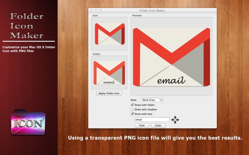 Folder Icon Maker скриншот программы 3