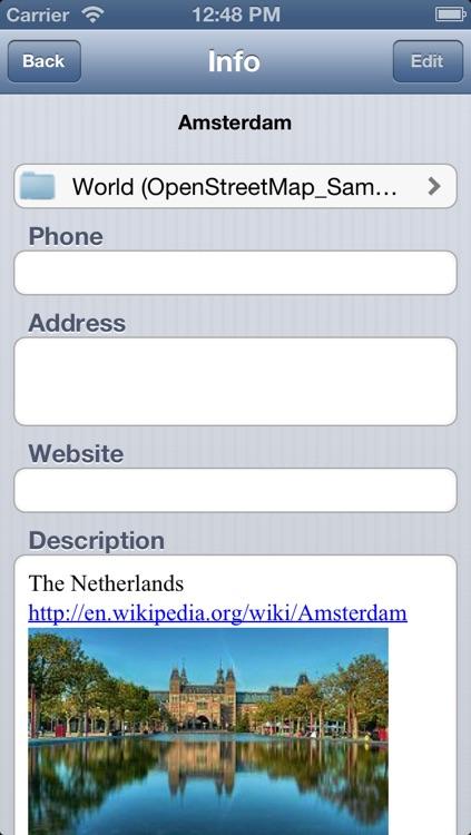 zMap screenshot-4