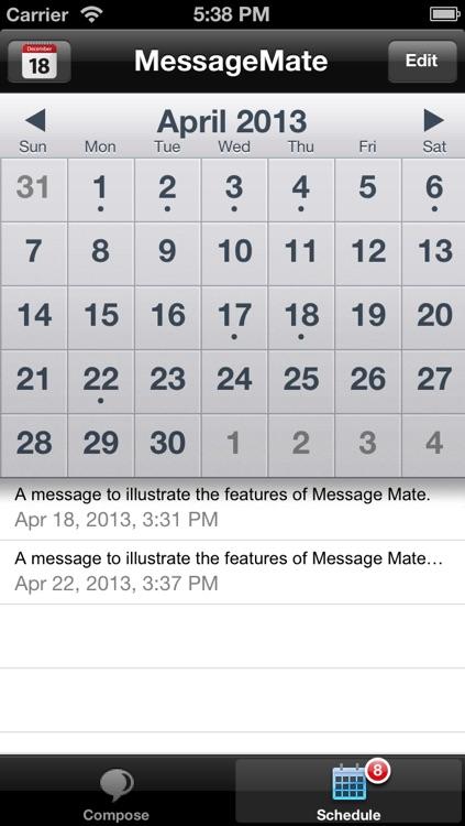 MessageMate