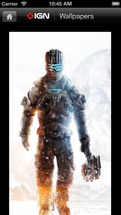 IGN App For Dead Space 3 screenshot-4