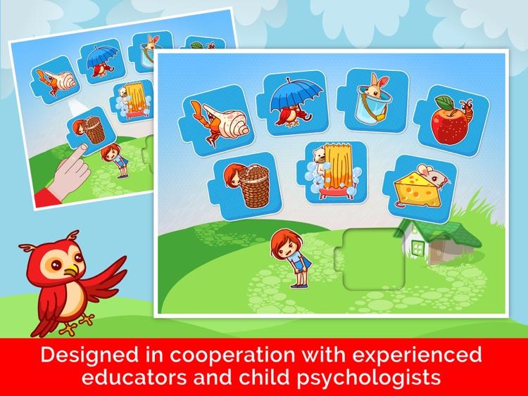 Kids games - baby & toddler preschool games free screenshot-4