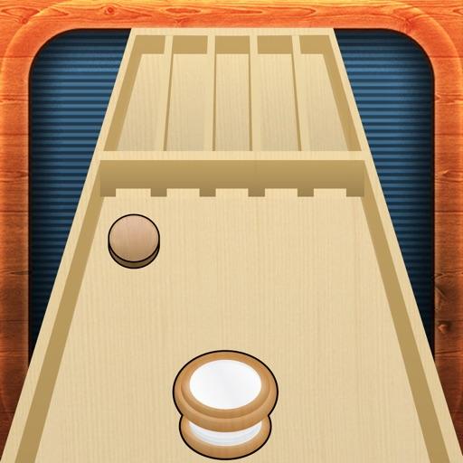 Shuffle Puck 180 icon