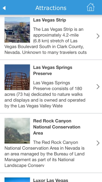 Las Vegas (Nevada) Guide, Map, Weather, Hotels. screenshot-3