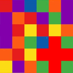Pixelated Plus - The Pixel Color Puzzle