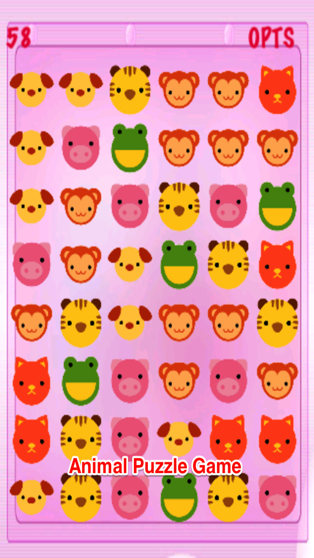 Animal Spot Match: Compare Picture Free