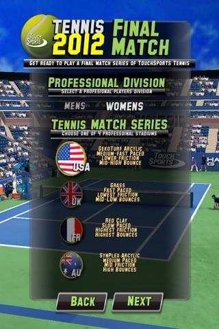 TouchSports Tennis 2012のおすすめ画像5