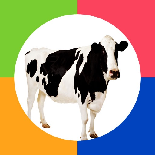 Preschool Games - Farm Animals by Photo Touch
