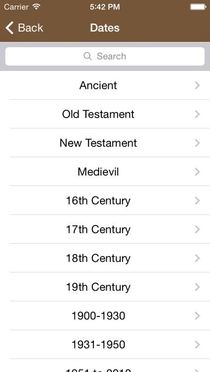 World History Documents