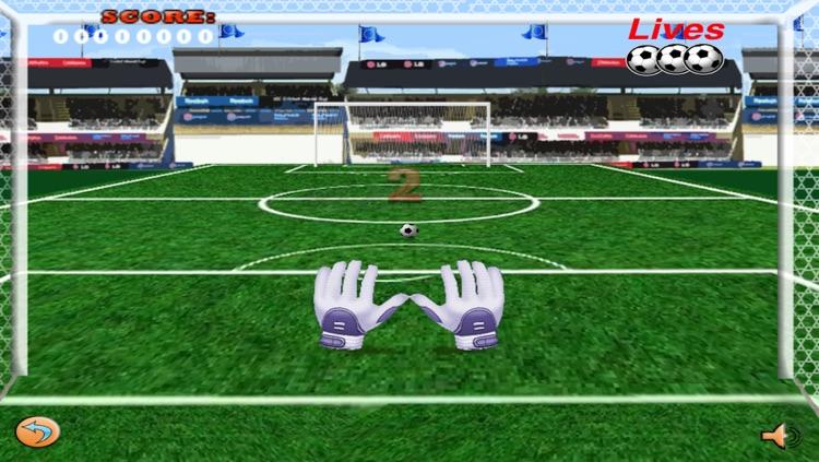 Euro Goal - Soccer Goalie Penalty Shootout
