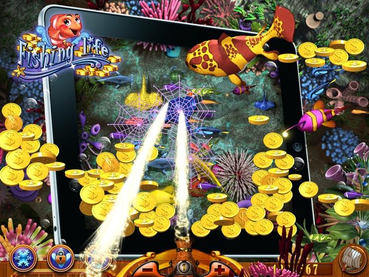 Fishing Life HD screenshot-3