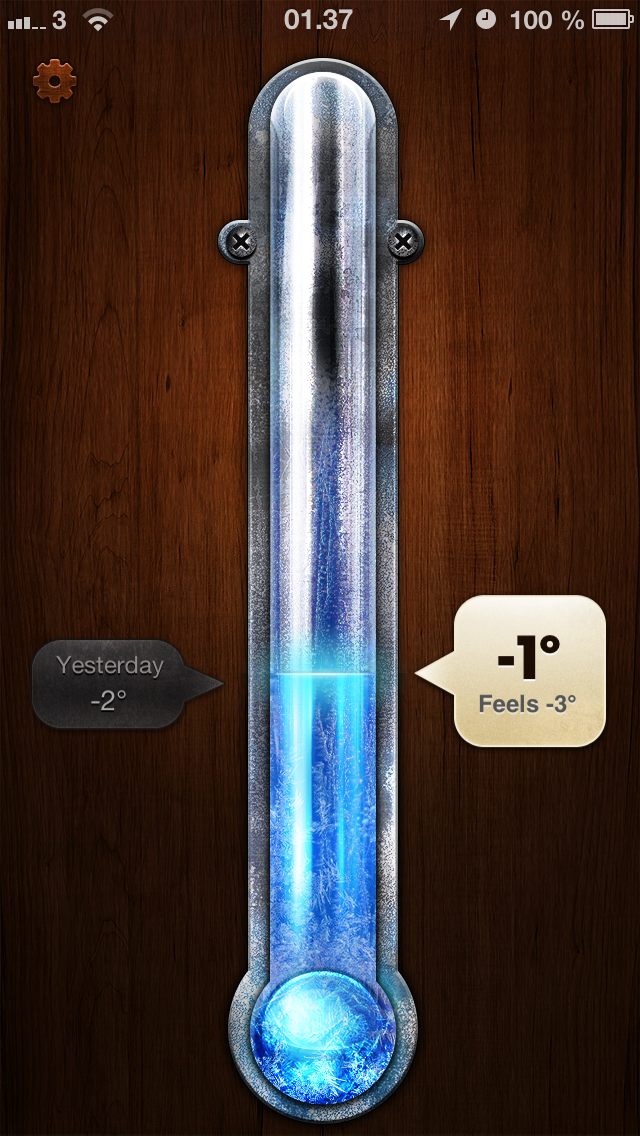 Thermo Screenshot