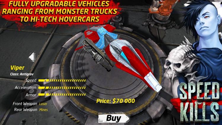 Speed Kills screenshot-3