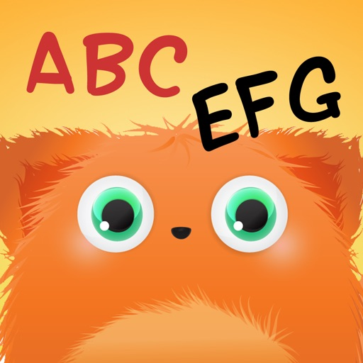 ABC Monster Friends – Fun game for children to learn the letters of the alphabet for preschool, kindergarten or school! iOS App