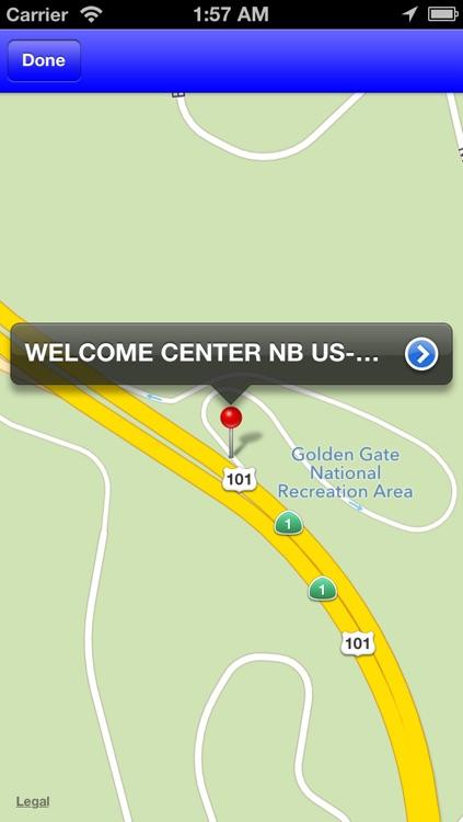 Find Nearest Rest Stops screenshot-3