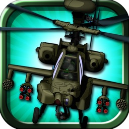 War Attack Helicopter Hero FREE
