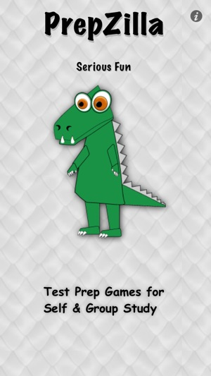 PrepZilla - Study With Your Friends Test Prep Game Screenshot