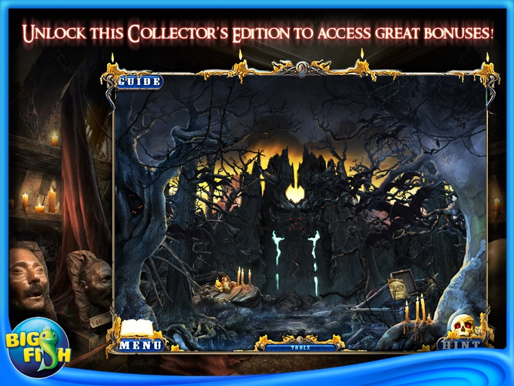Dark Dimensions: Wax Beauty HD - A Hidden Object Adventure screenshot-3