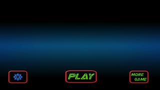 Neon Doodle Light Bulb Blast screenshot one