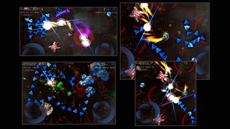 Meteor Blitz FREE screenshot-3