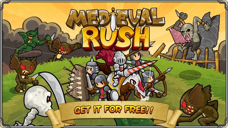 Medieval Rush