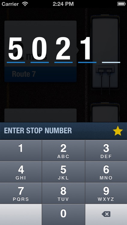 Buscouver - A Beautiful Vancouver Bus Times App screenshot-1