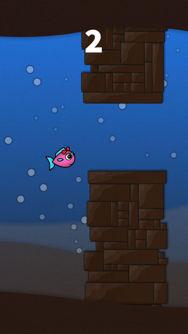 Flippy Fin screenshot three