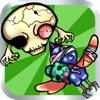 Animal Zombies World : Super Ninja Rangers