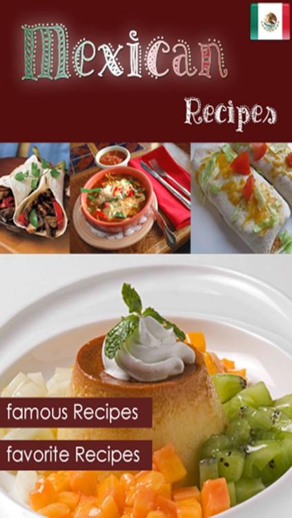 190 Mexican Recipes