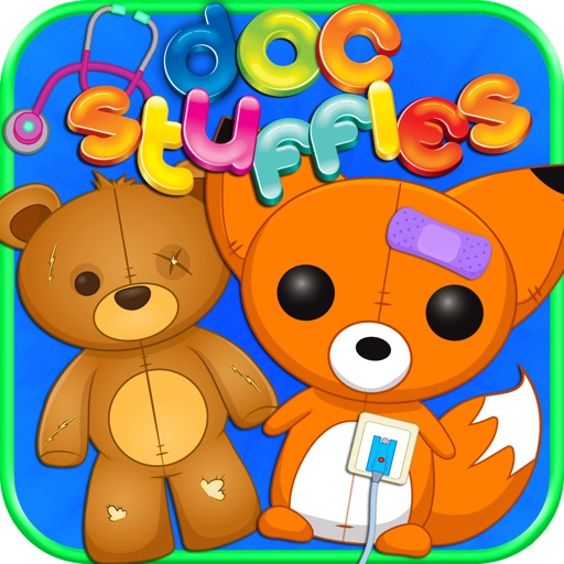 Doc Stuffies - Kids Plush Doctor FREE