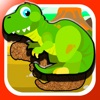 Dino Puzzles for Kids (Toddler Age Dinosaur Learning Games Free)