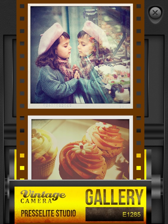 Vintage Camera Pro for iPad screenshot-3